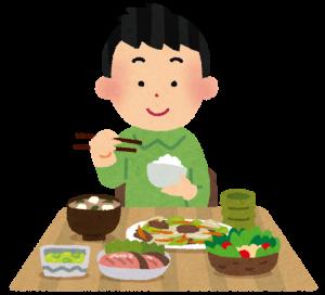 食生活 ワキガ体質 改善