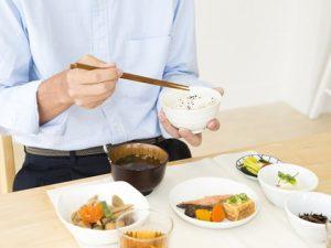 わきがが軽度の時の対策1.食生活を改善する
