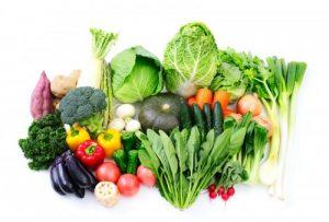 ワキガ 緑黄色野菜