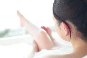 ワキガ 対策 おすすめ 半身浴