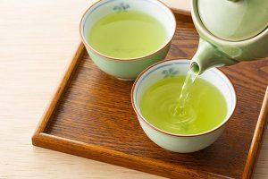 ワキガ 緑茶