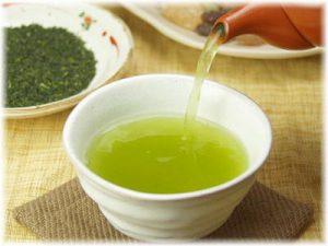 緑茶 ワキガ 対策 効果