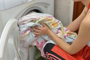 ワキガ 洗濯